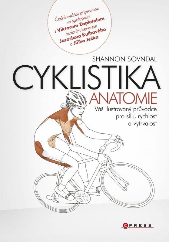 anatomie cyklistiky